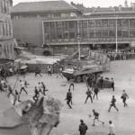 21. 8. 1969: Barikády na Zelném trhu