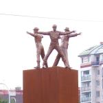 Pomník odbojářům