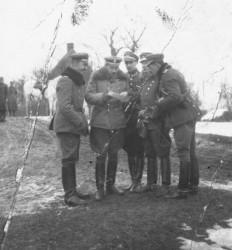 bitva-pod-Skoczowem-stab-polskeho-delostrelectva