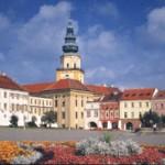 Kroměříž – jedno z dějišť sněmu